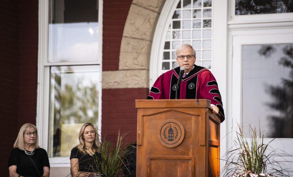 President WIlcox
